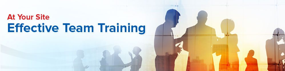 Team Training at Your Site